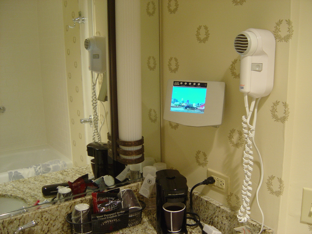 Technology In Bathrooms, Have We Taken It Too Far?